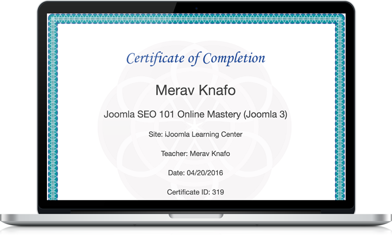 certificates joomla lms lms for joomla elearning create